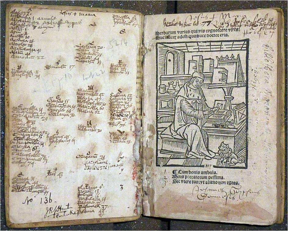 18th-century Welsh book, rare. Cyfarwyddwr.